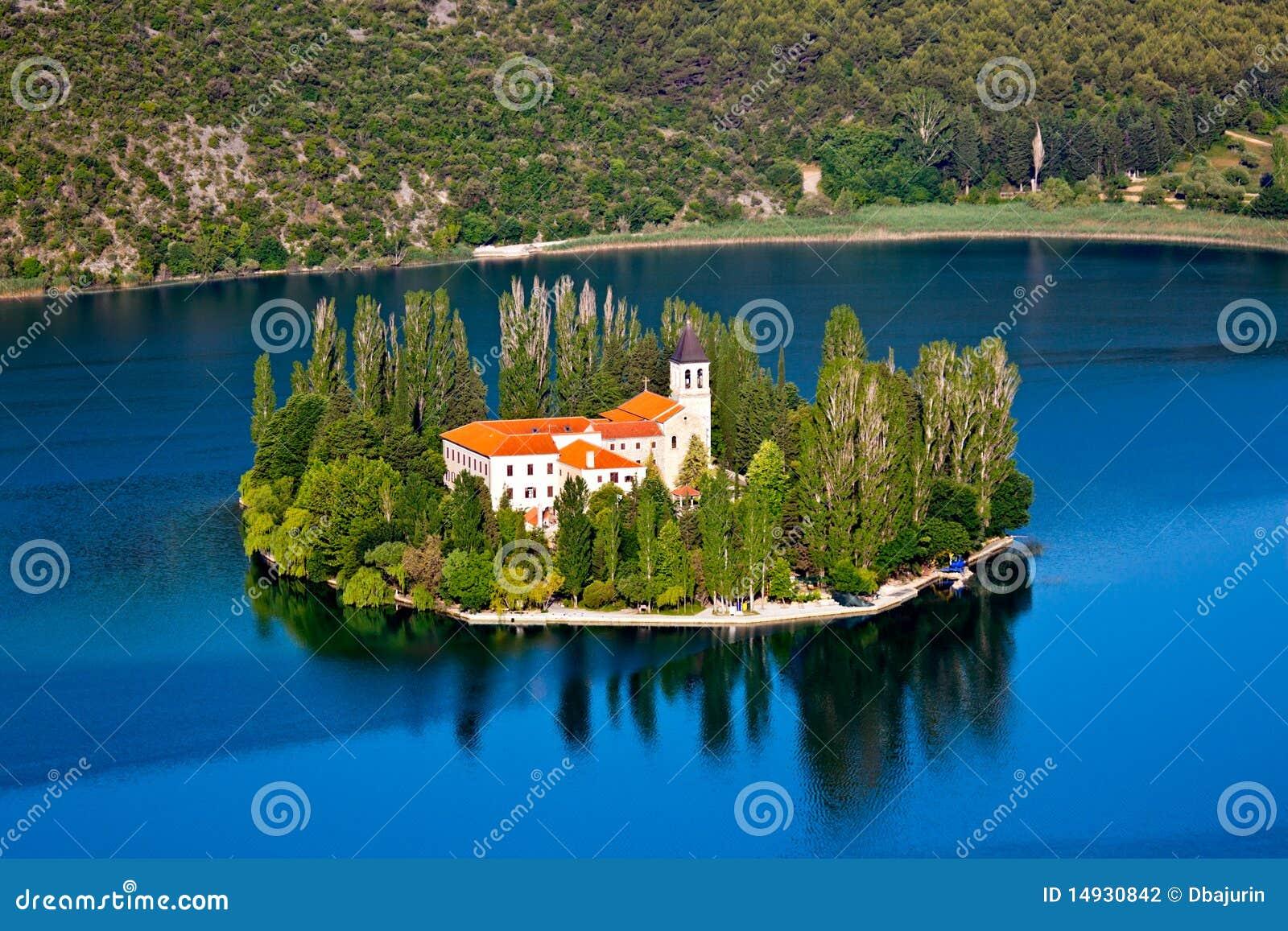 Croatia visovac