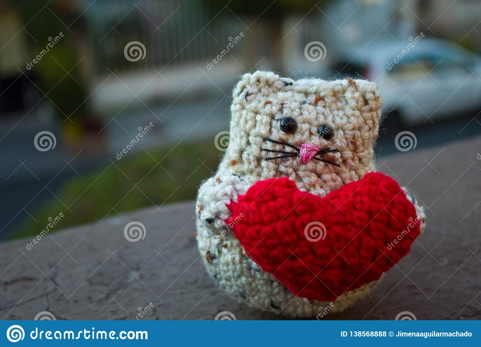 Easy crochet heart FREE PATTERN - KNITTED STORY BEARS | 1155x1600
