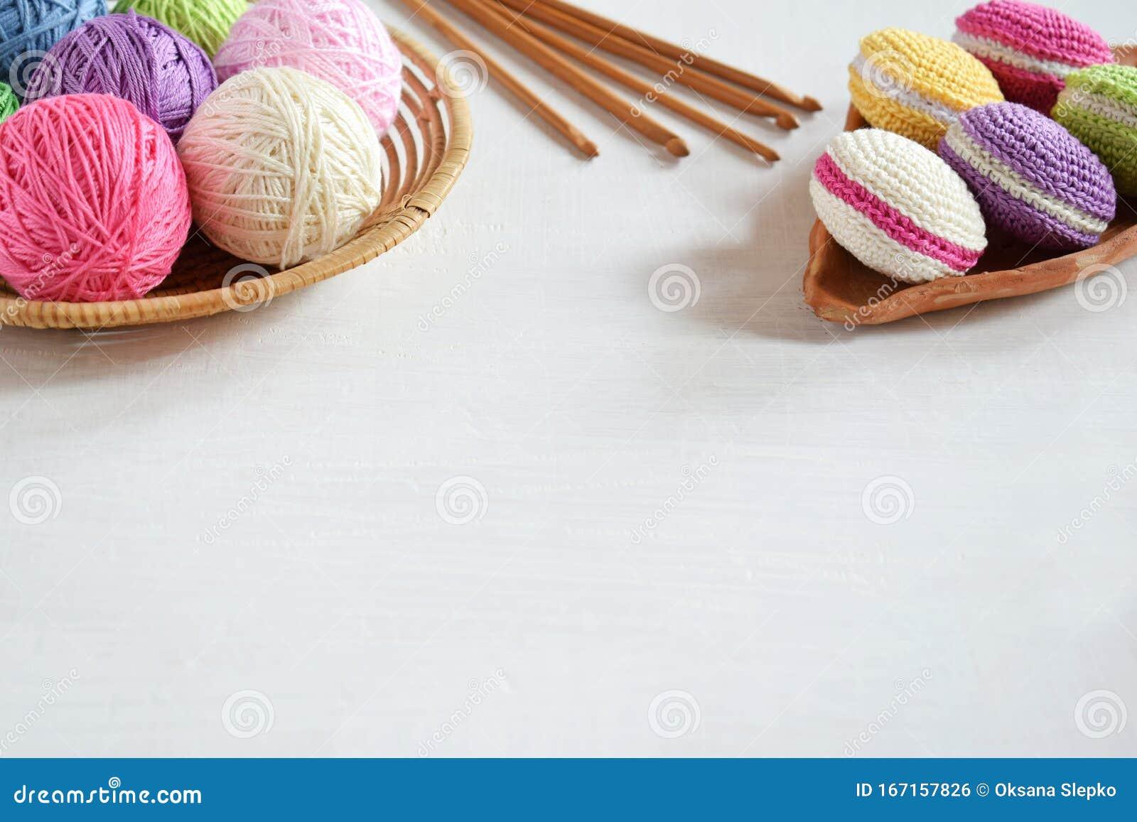 5-ply baby soft milk cotton yarn 100g (Multi tone) for crochet ... | 1155x1600