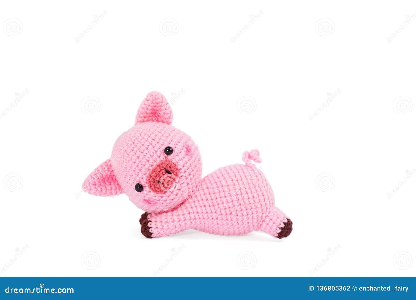 Crochet Animals Little Piggy Amigurumi Tutorial - Part 1 - Craft ... | 1155x1600