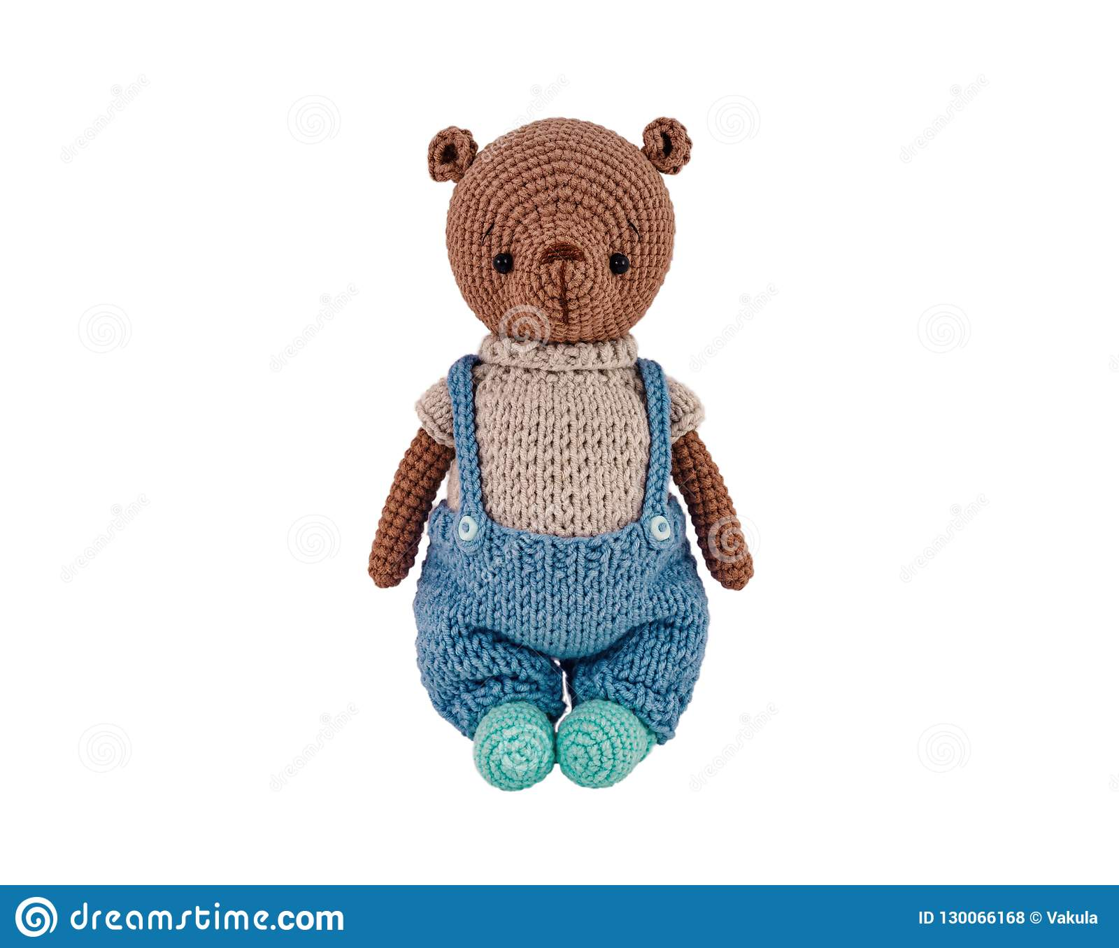 Floral craft supplies — Amigurumi Graduation Bear | 1356x1600