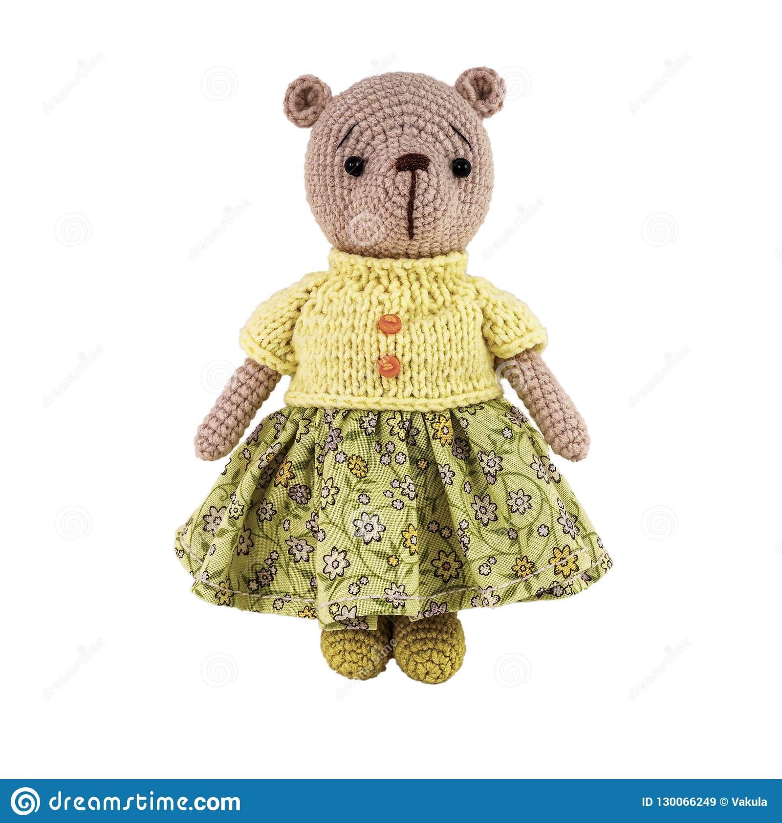 Dress Up Bear Free Crochet Patterns | 1684x1600