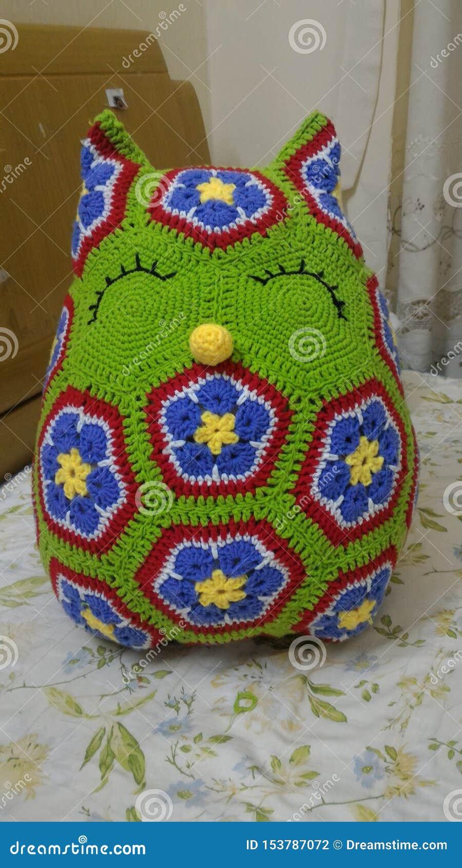 6 Fun Animal Cat Pillow Free Crochet Pattern and Paid – – #Animal ...   1689x900