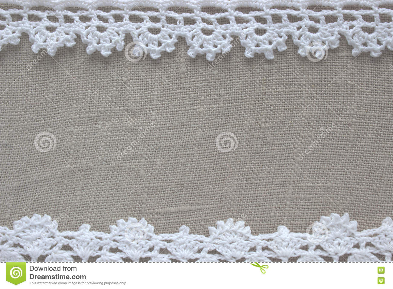 Crochet Pattern, Homemade Lace, Nice Wedding Background. Knitted ...