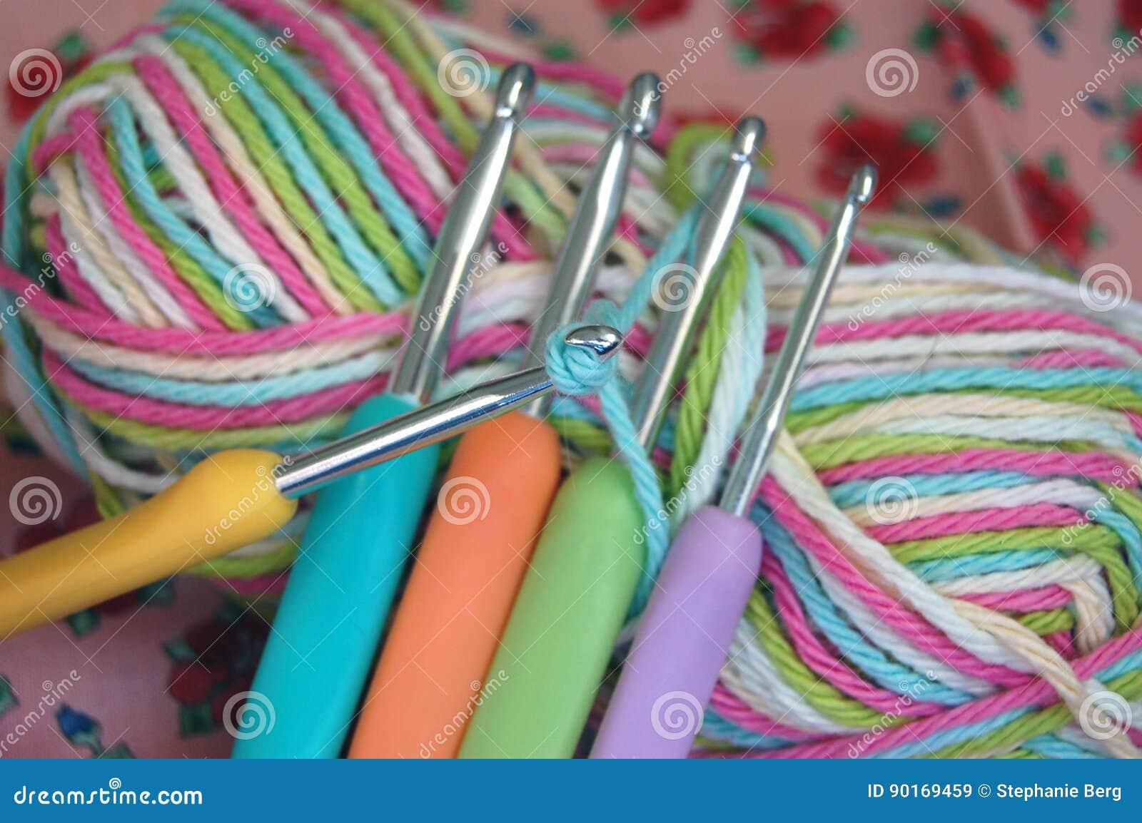 Crochets de crochet