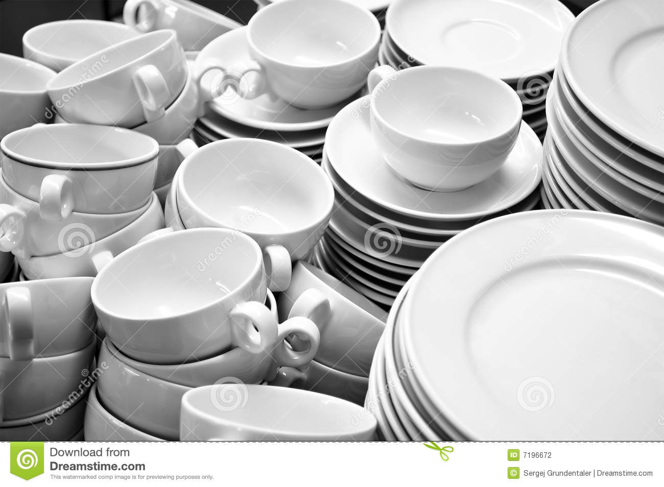 what is crockery