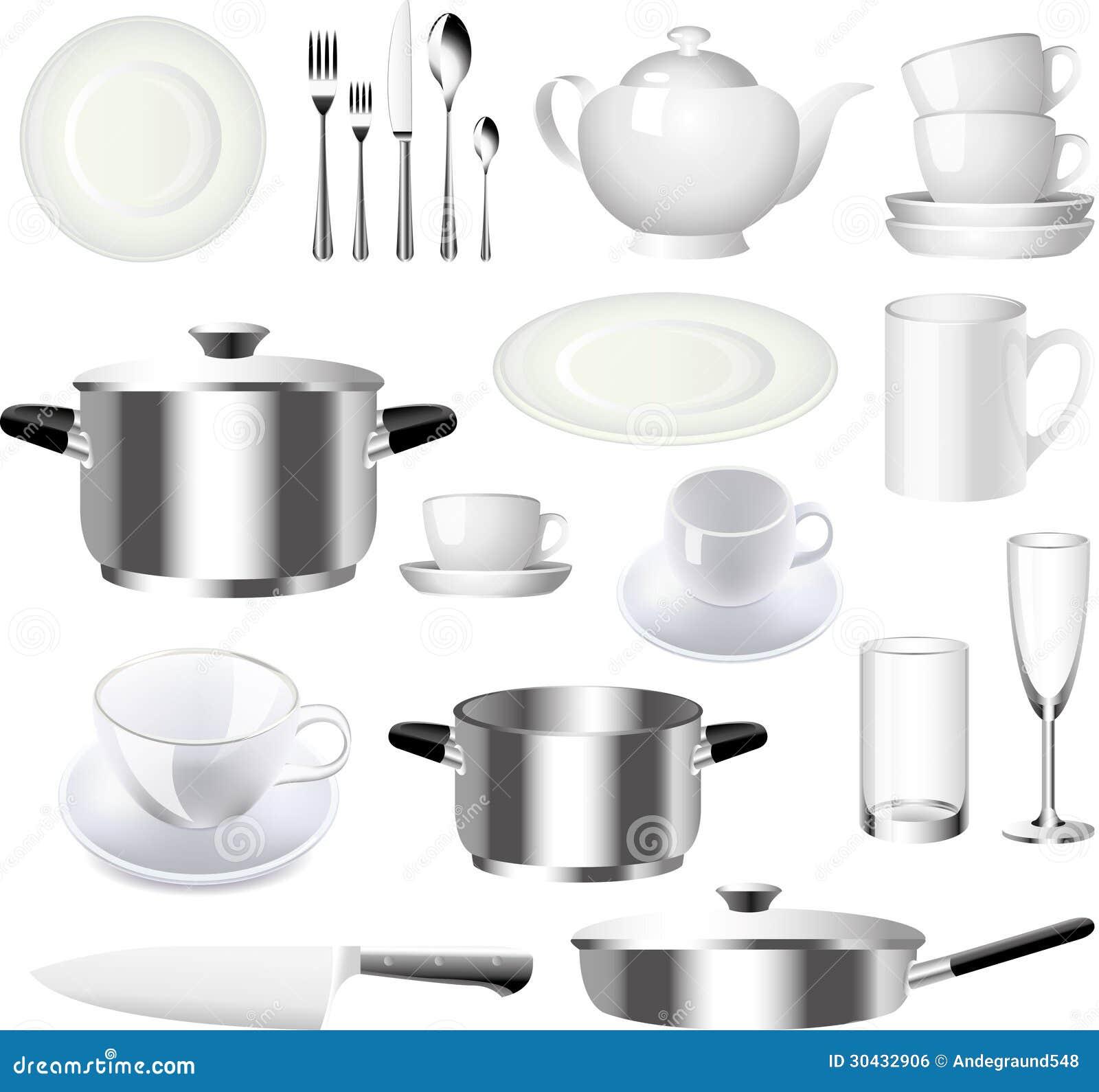 Kitchen Crockery Set