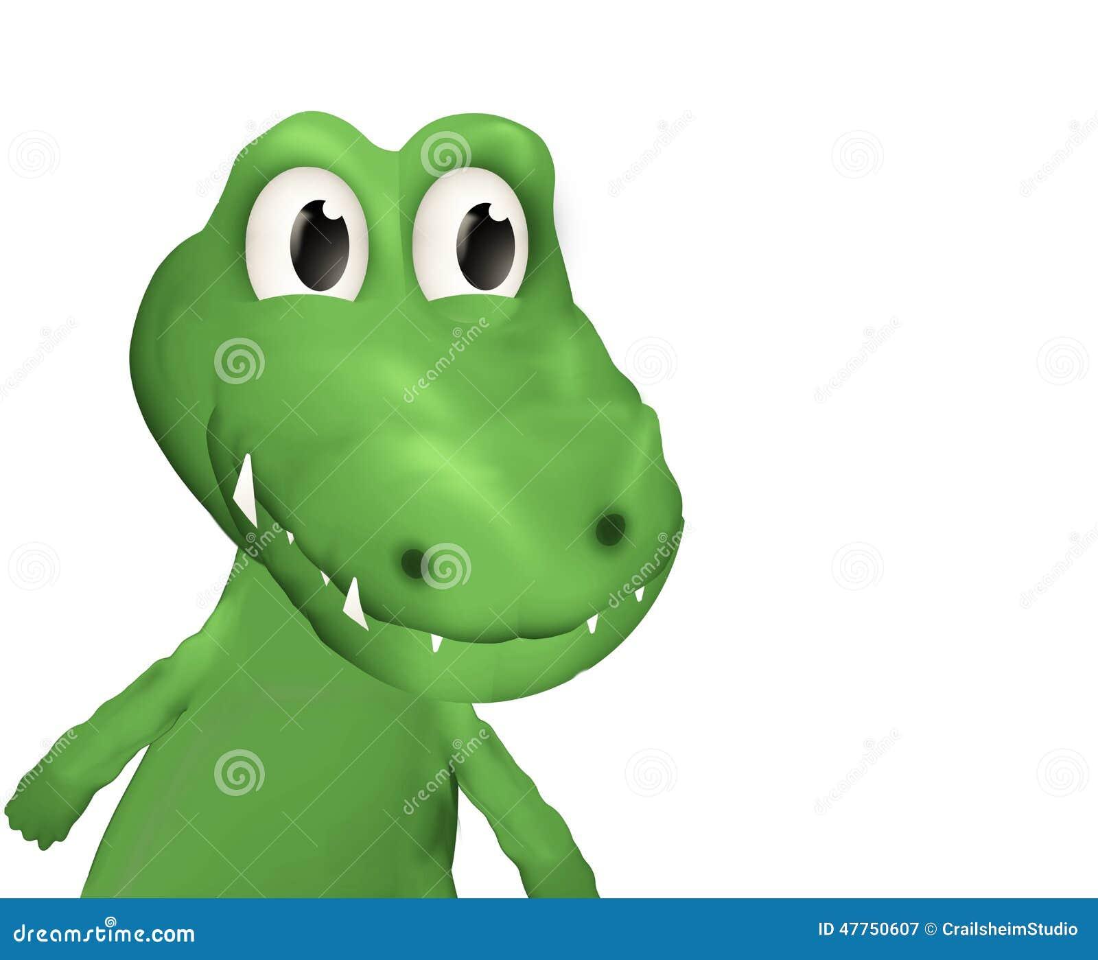 Crocodile stock illustration. Image of nostrils, eyes ... - photo#41