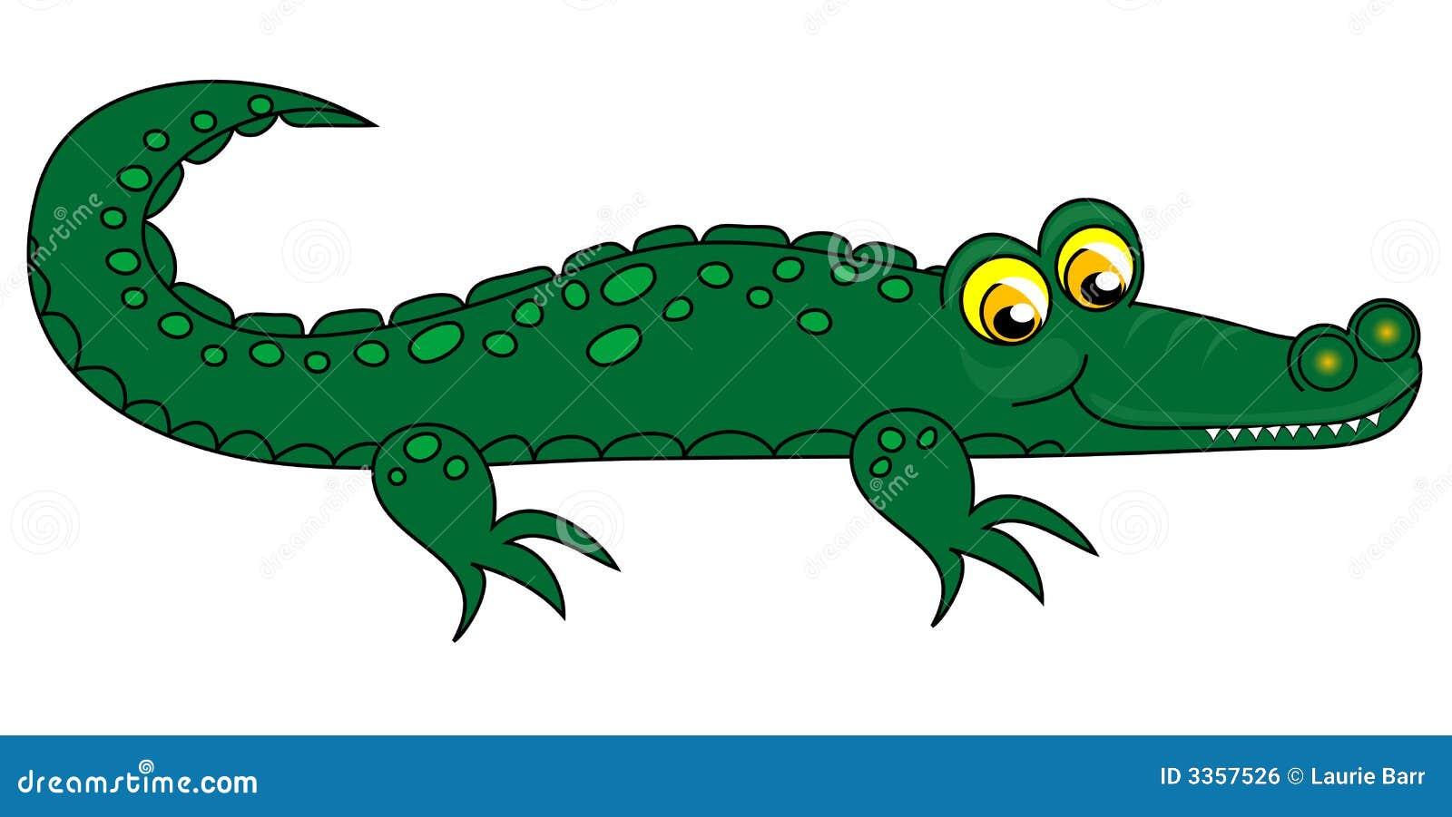 free animated alligator clipart - photo #45