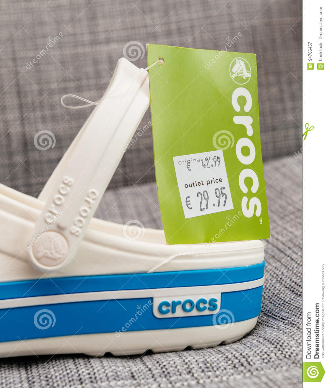9d28662709bdd Crocs Clogs Shoes With Regular And Outlet Price Editorial ...