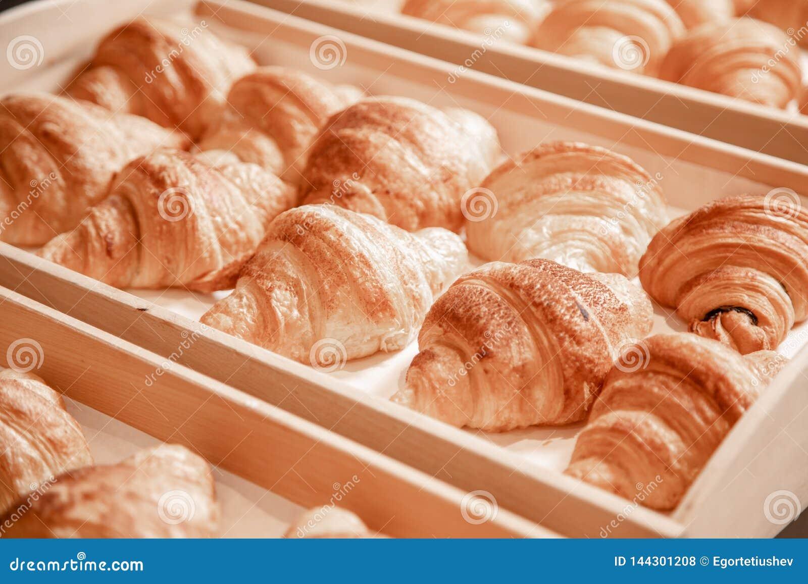 Croissant στο κιβώτιο