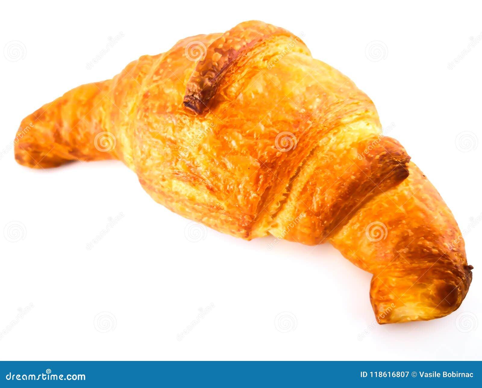 Croissant classico del burro
