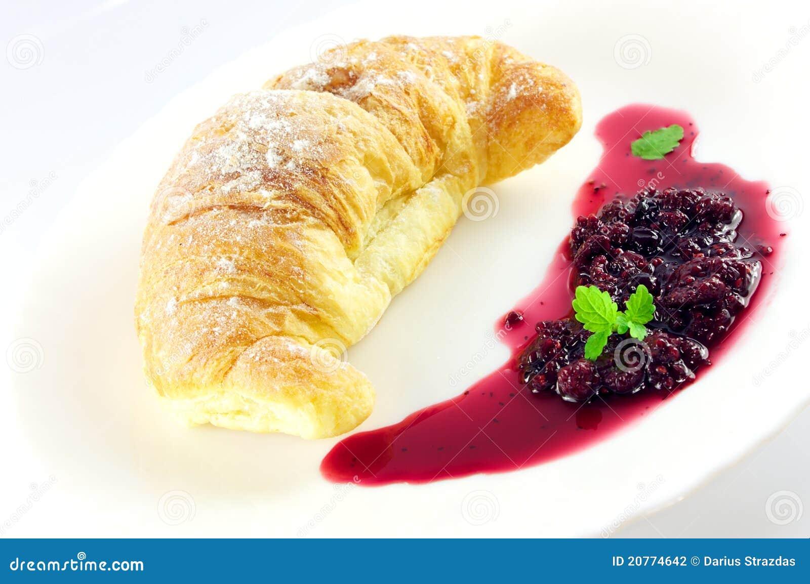 Croissant ed ostruzione