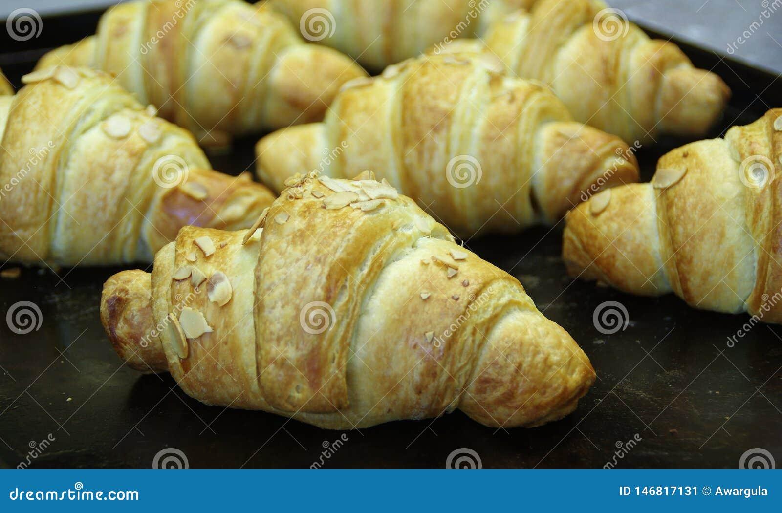 Croissant fresco