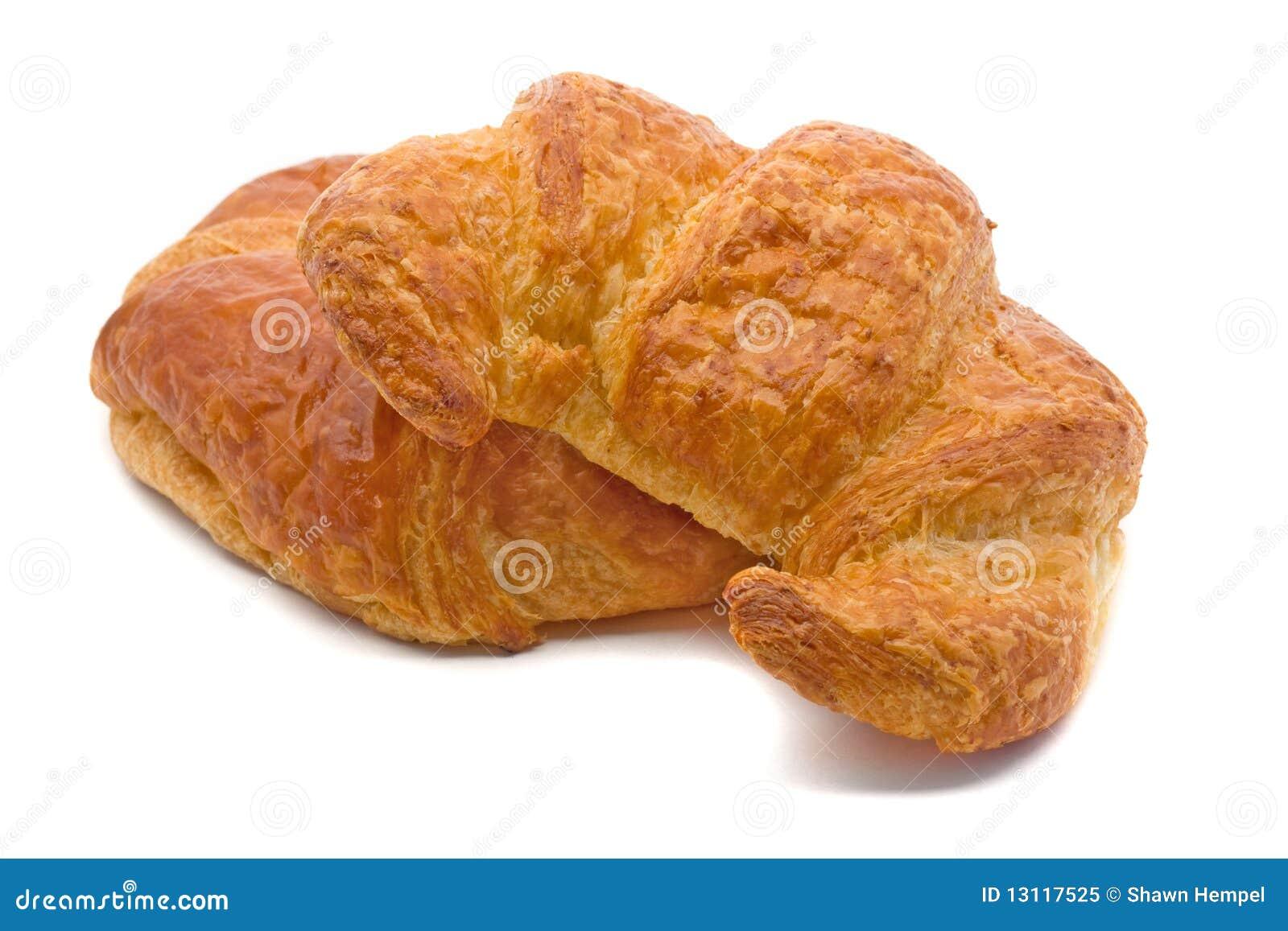 Croissants Royalty Free Stock Photo - Image: 13117525