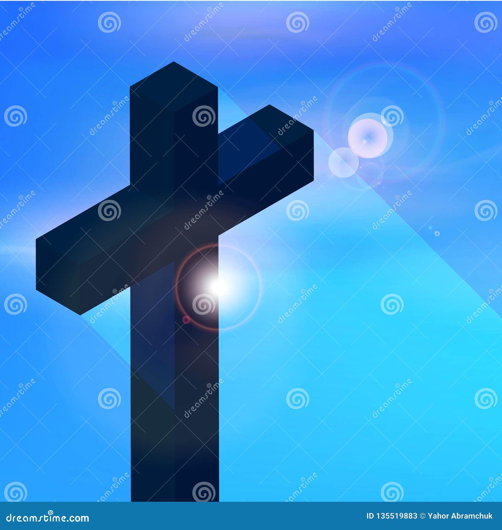 Croix chrétienne, religion