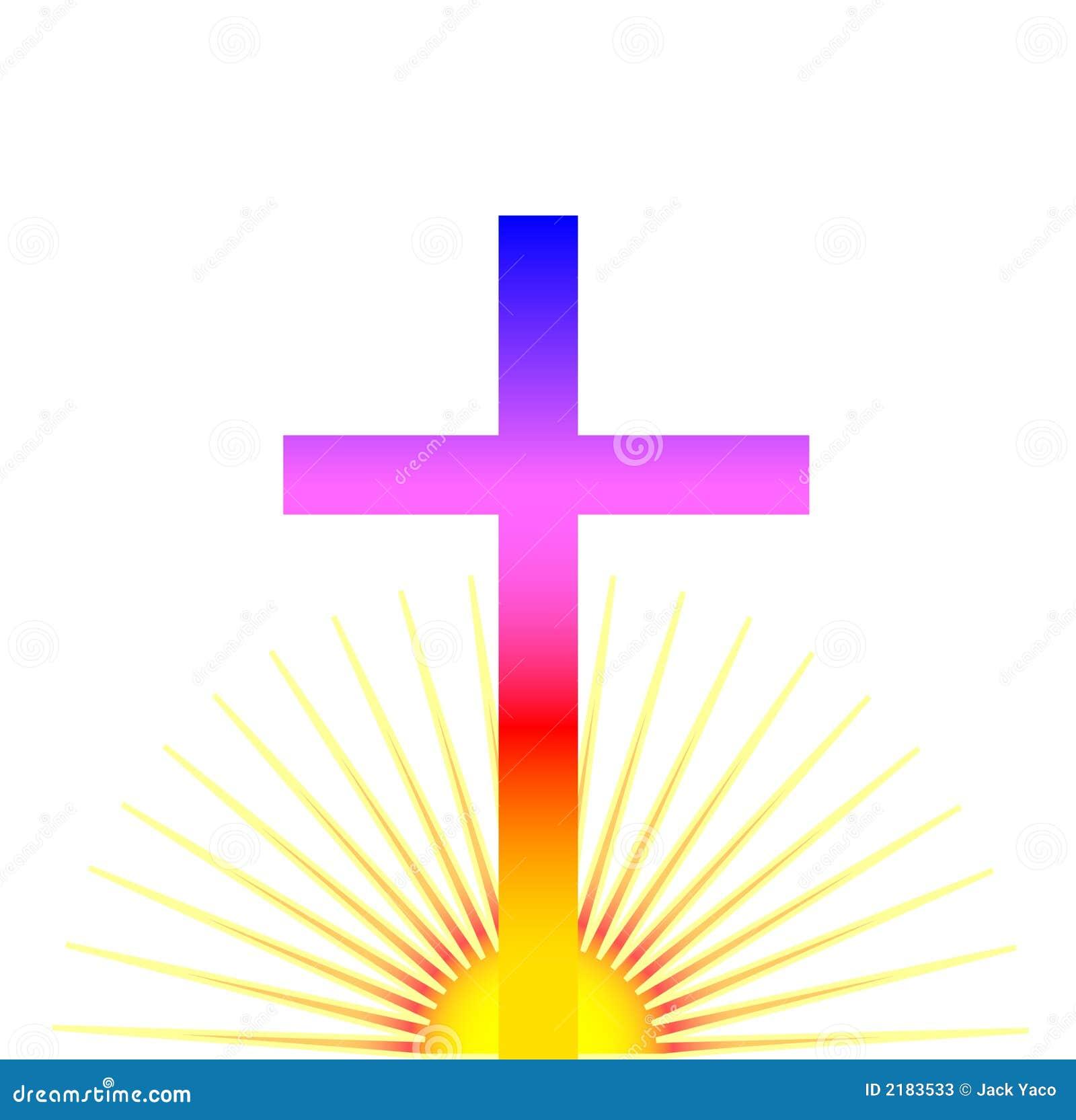 Croix de lever de soleil