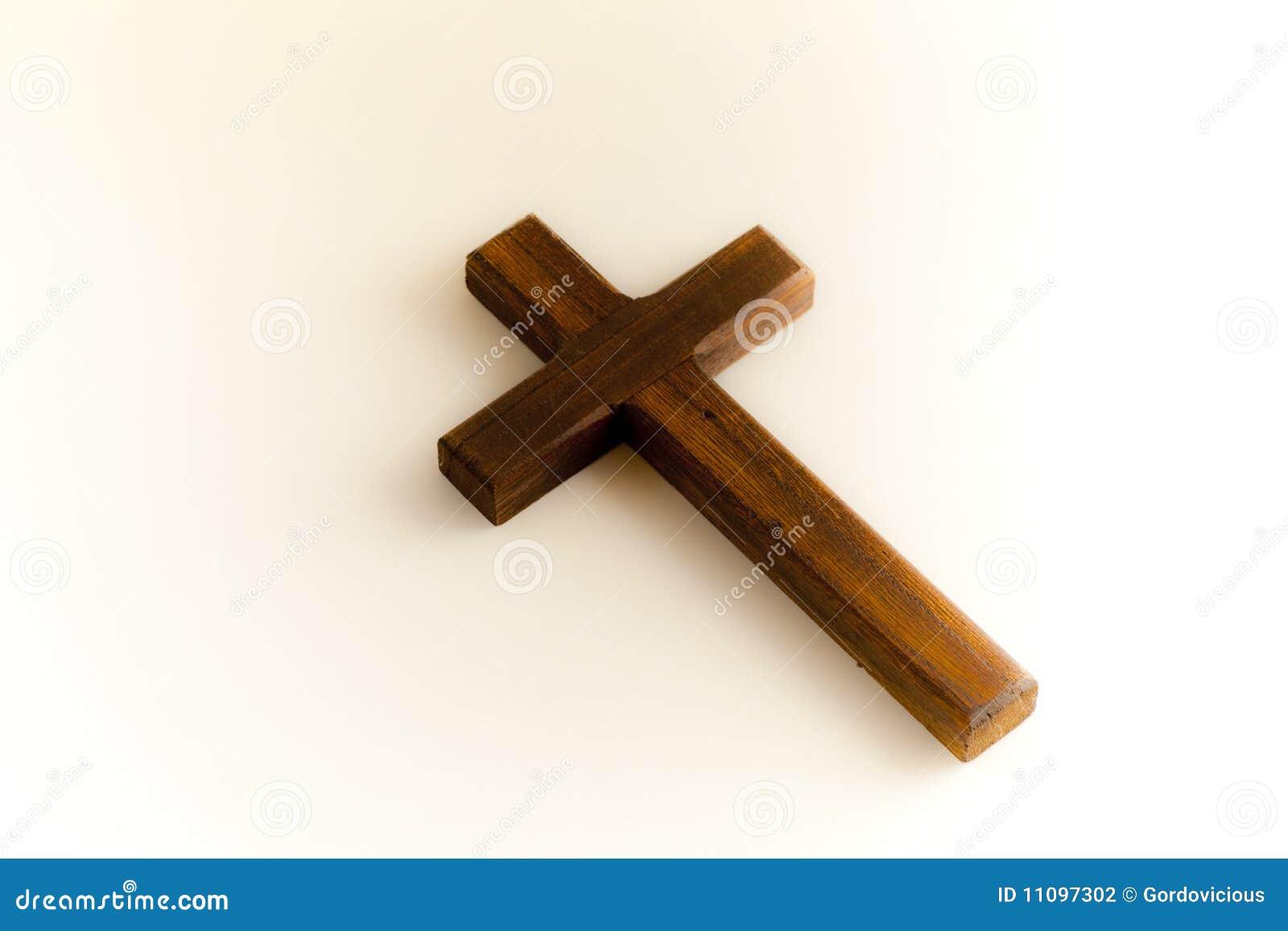 croix en bois photographie stock image 11097302. Black Bedroom Furniture Sets. Home Design Ideas