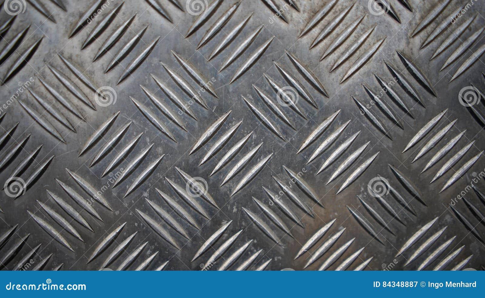 Cromo d argento graffiato