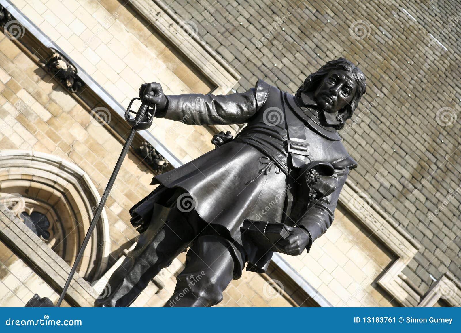 Cromwell το Κοινοβούλιο του &Lambda