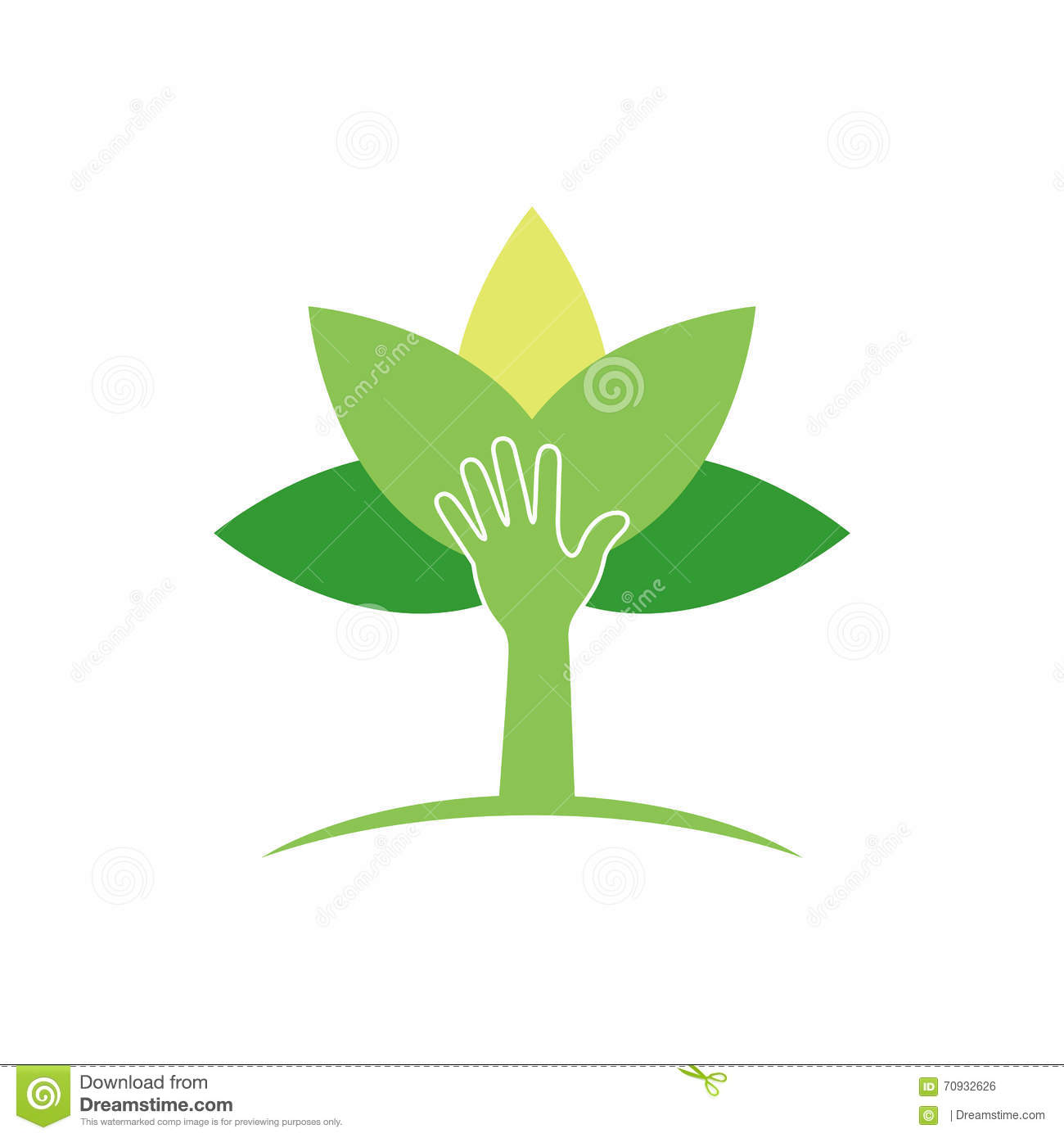 Crop Cultivation Stock Vector - Image: 70932626