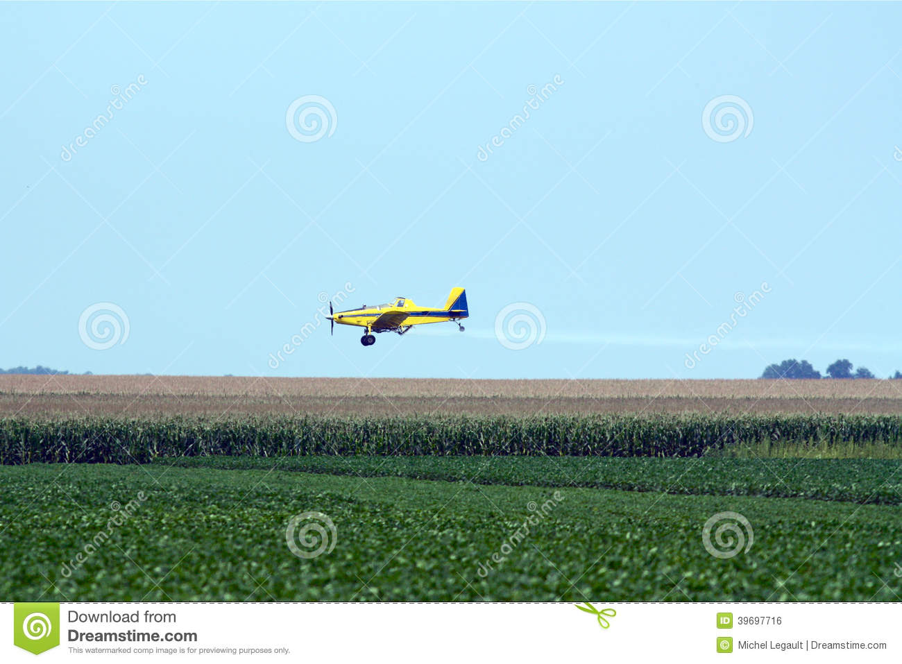 how to become a crop duster