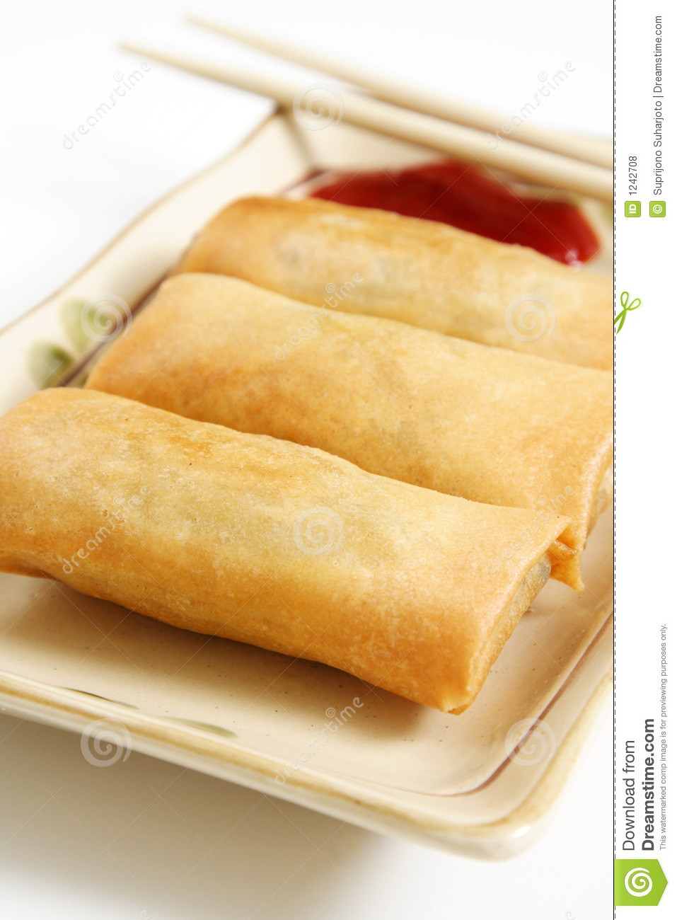 Croquettes chinoises