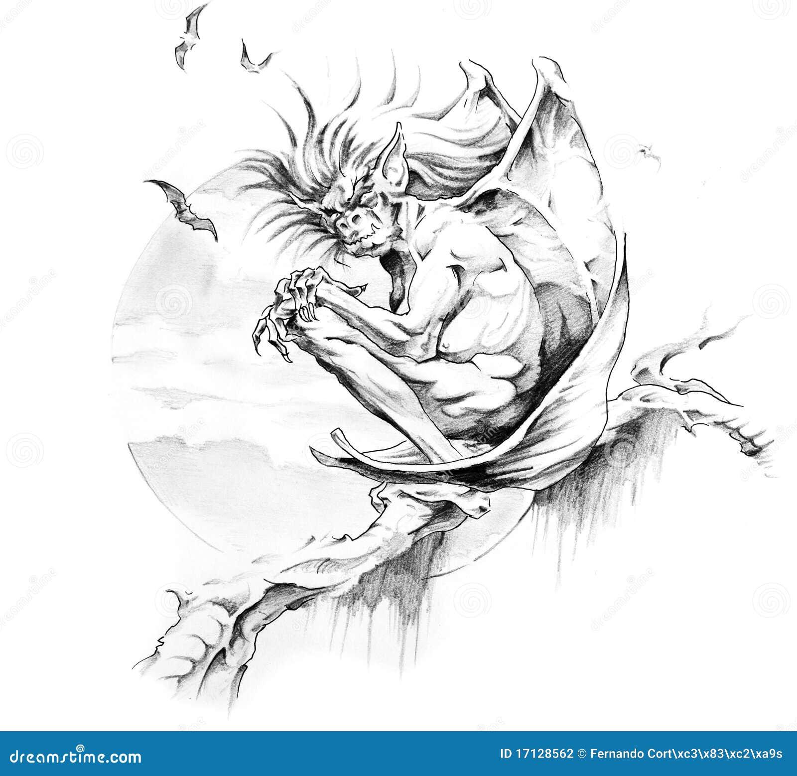 tatouage nature bras homme