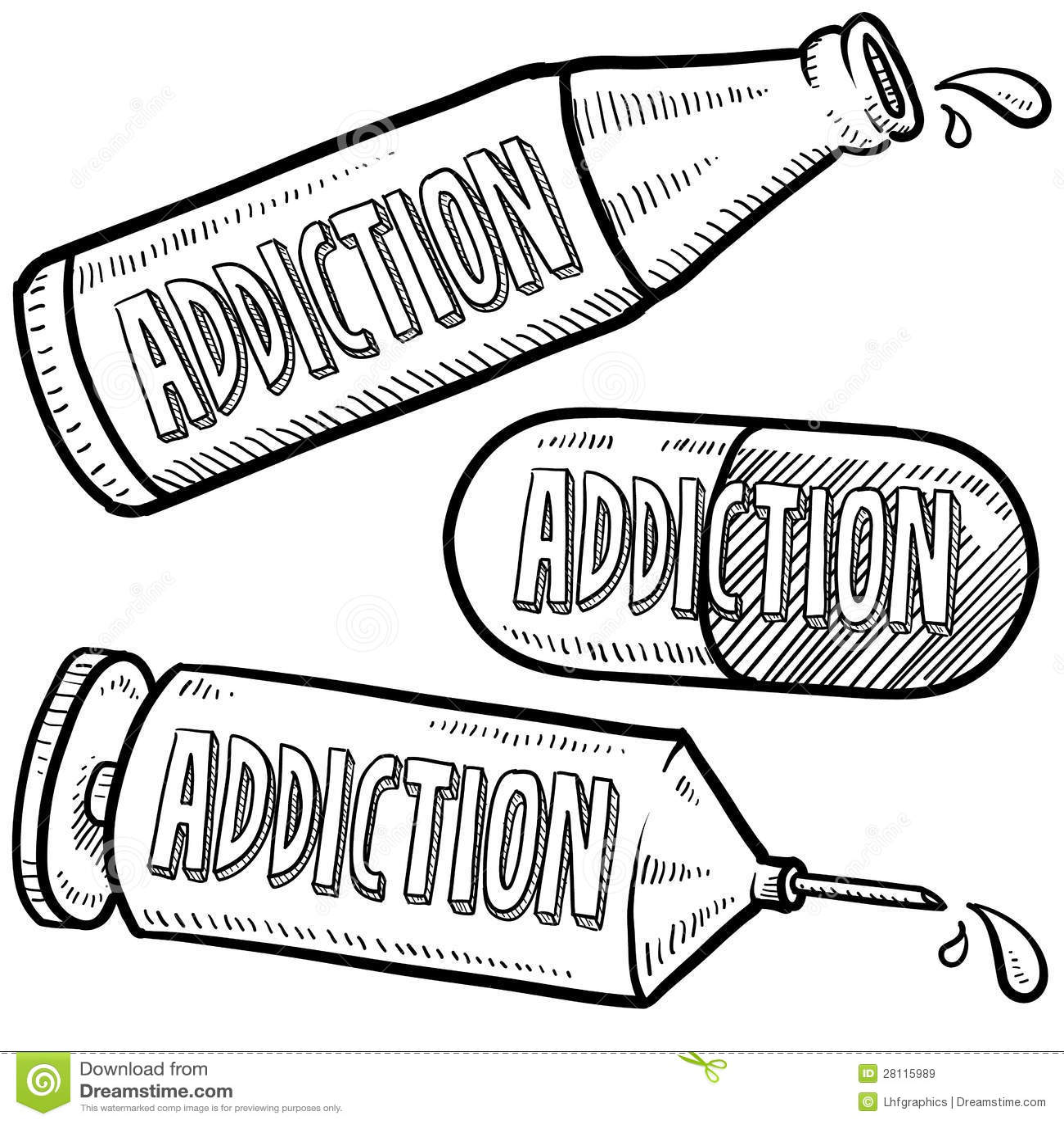 drug addiction tumblr
