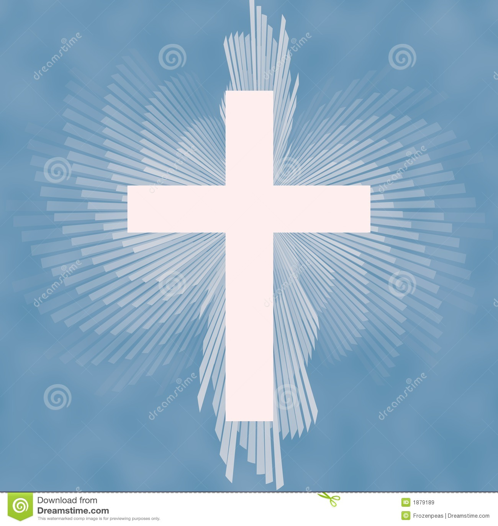 Cross Wallpapers Free: Cross Background. Stock Illustration. Illustration Of