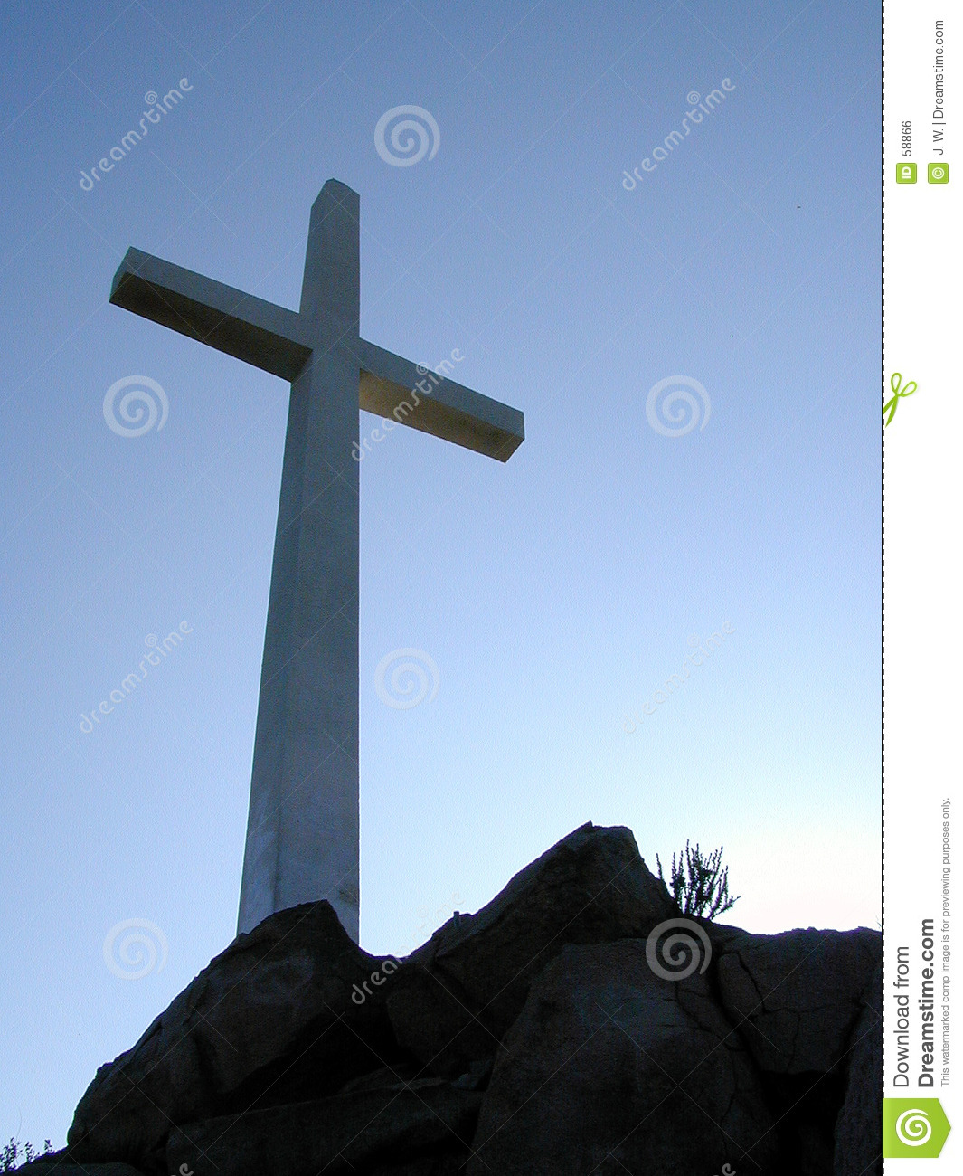 Cross on the Hilltop