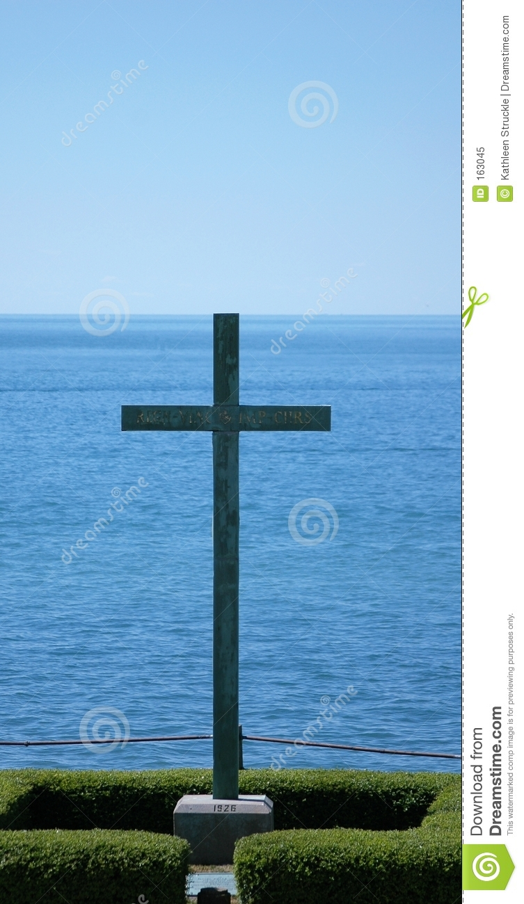 Cross On The Lake