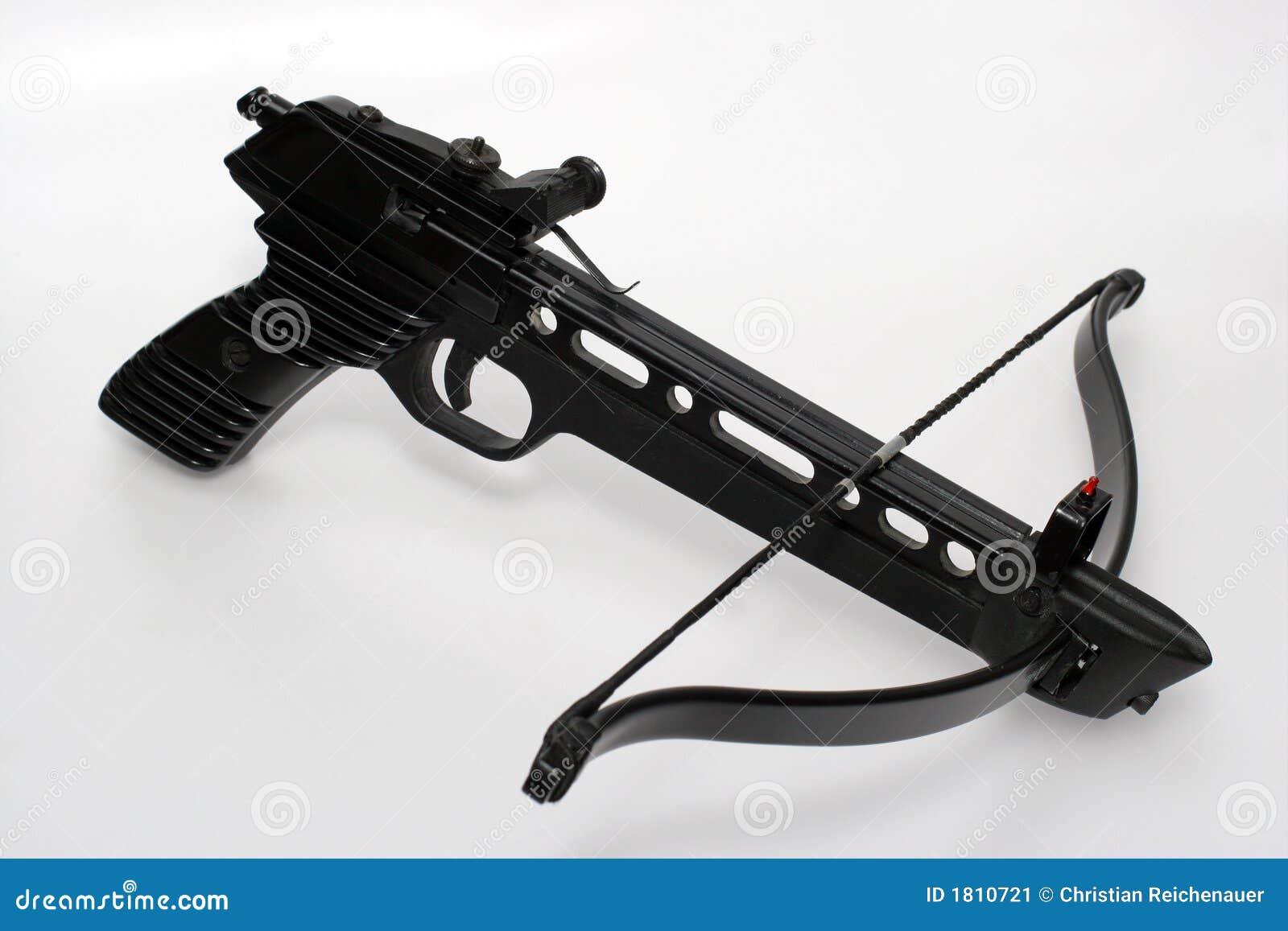Crossbow handgun