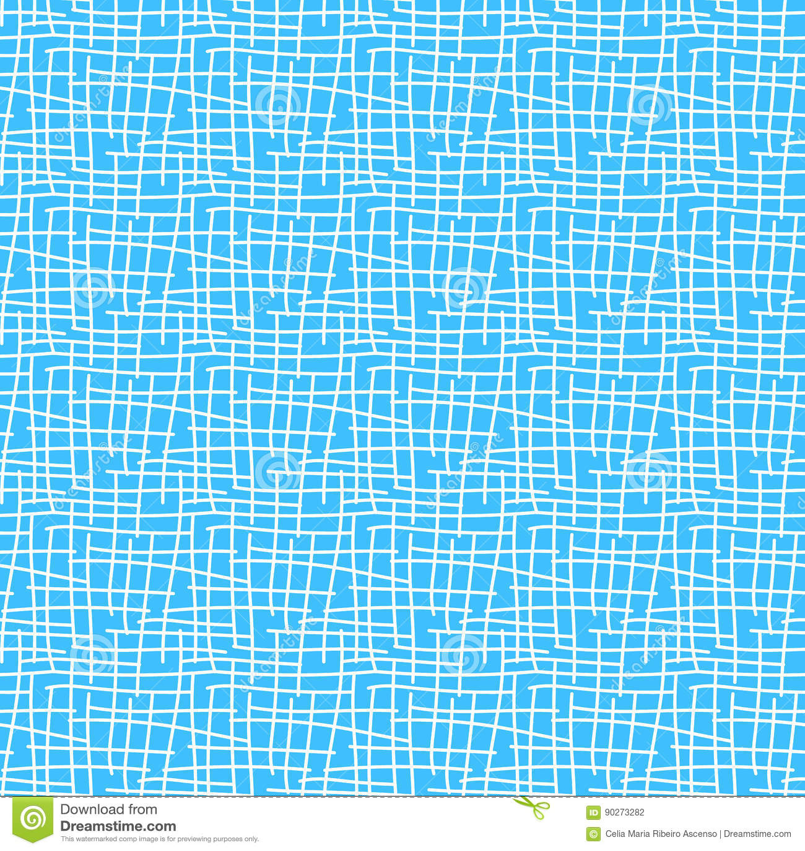 Crossed lines pool seamless background