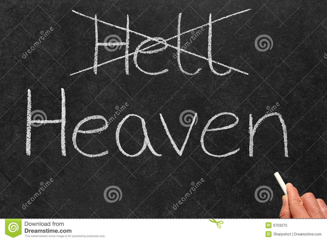 essay heaven Behind the various christian ideas about heaven and hell lies the more basic belief that our lives extend beyond the grave (see the entry on afterlife)for suppose that our lives do not extend beyond the grave.