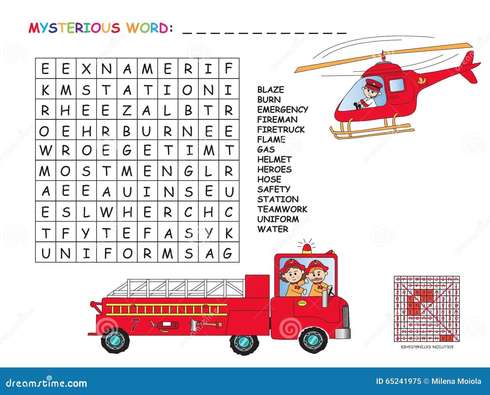 Crossword stock illustration illustration of safety 65241975 royalty free illustration thecheapjerseys Choice Image