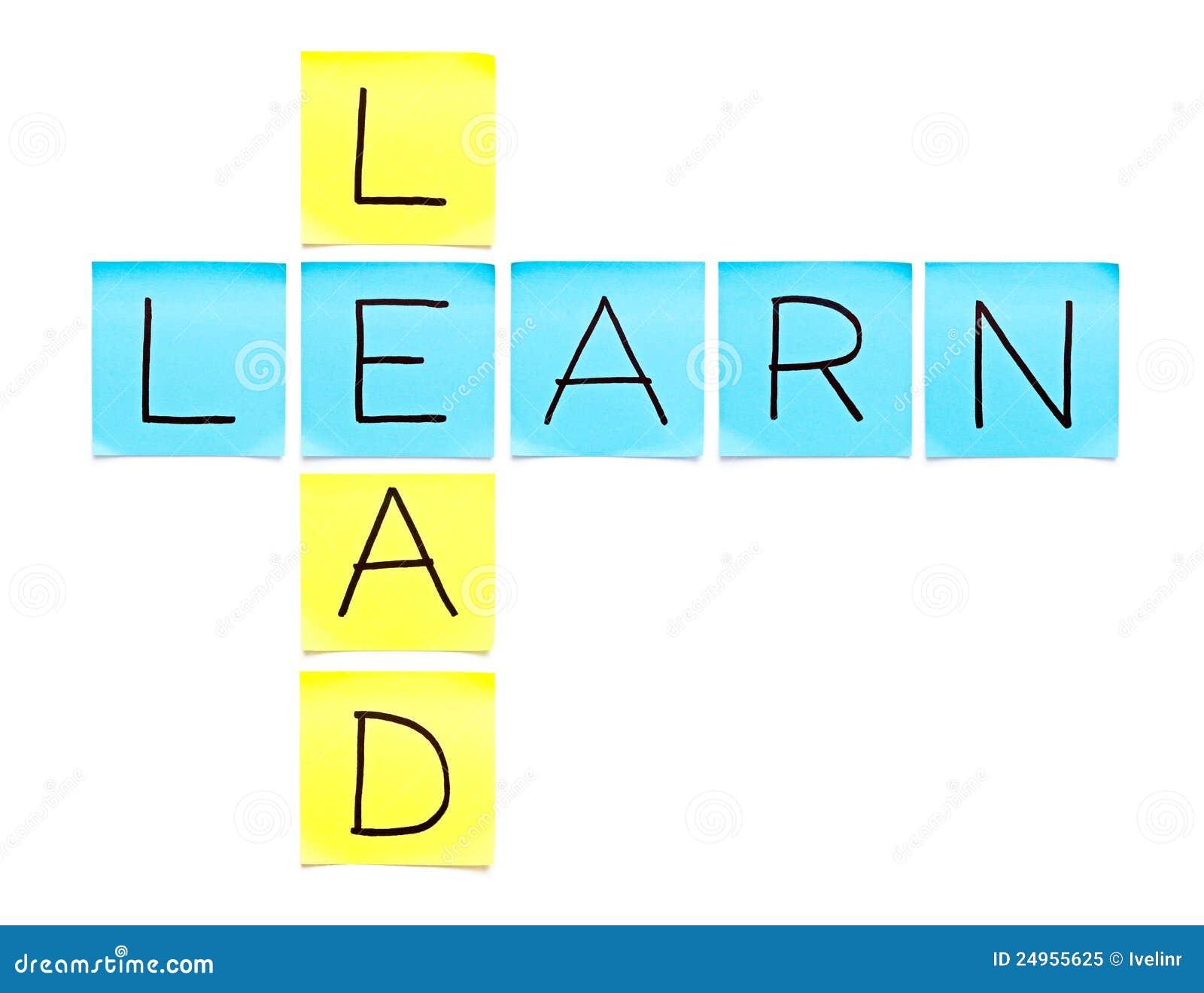 Crossword prowadzenie uczy się