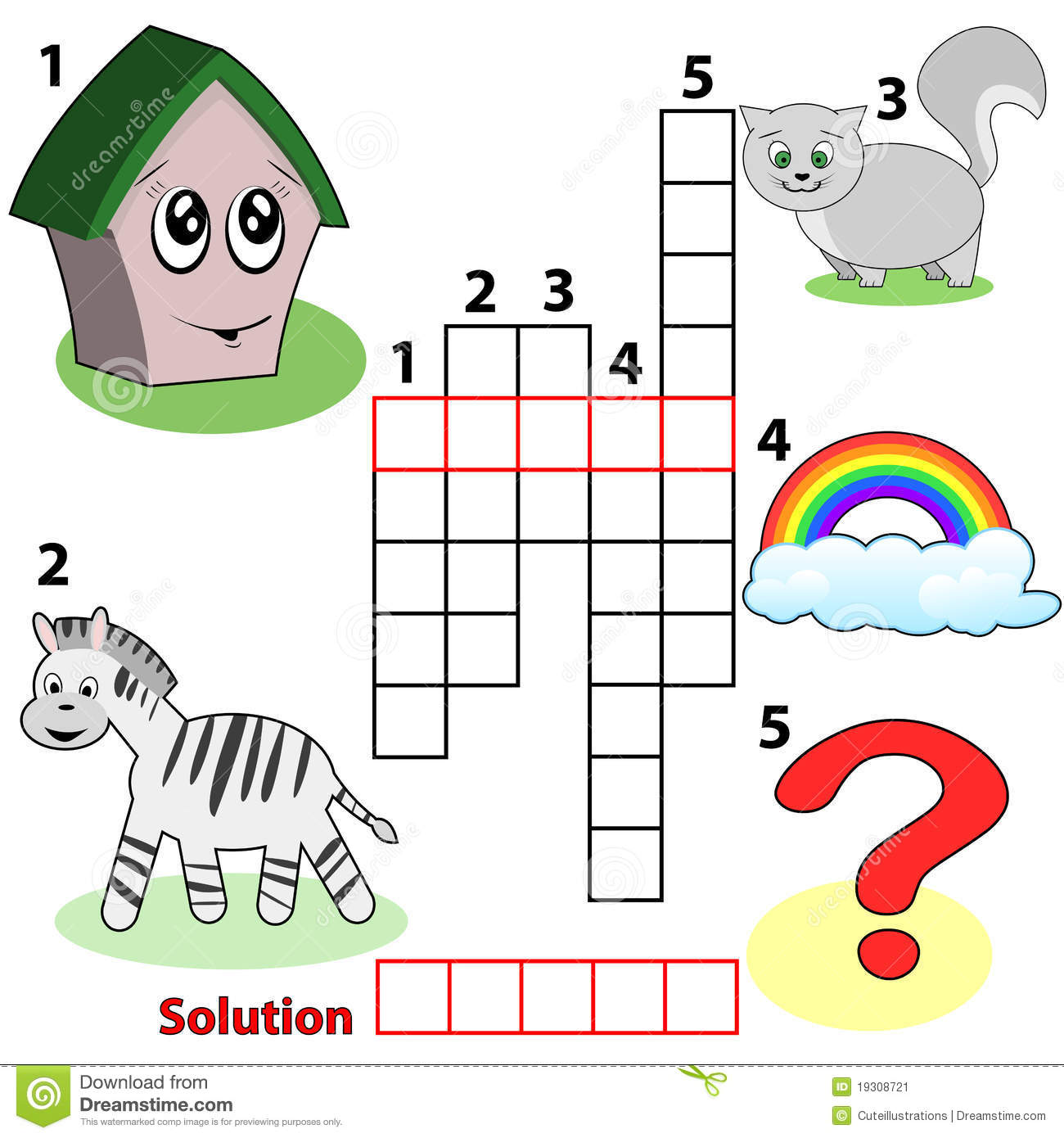 Crosswords for children: a selection of sites