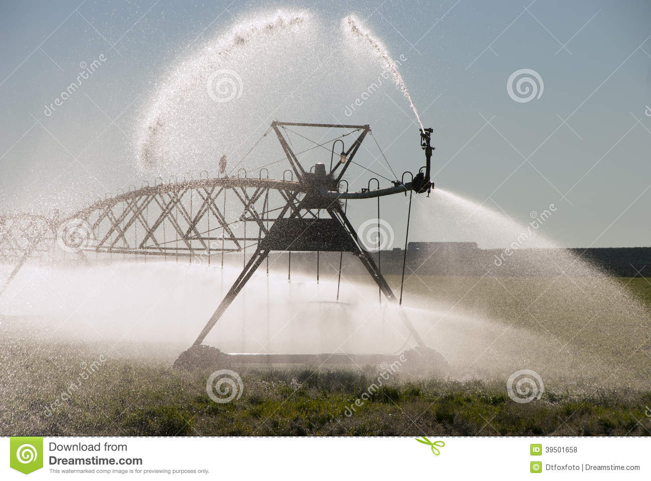 Crow Irrigation