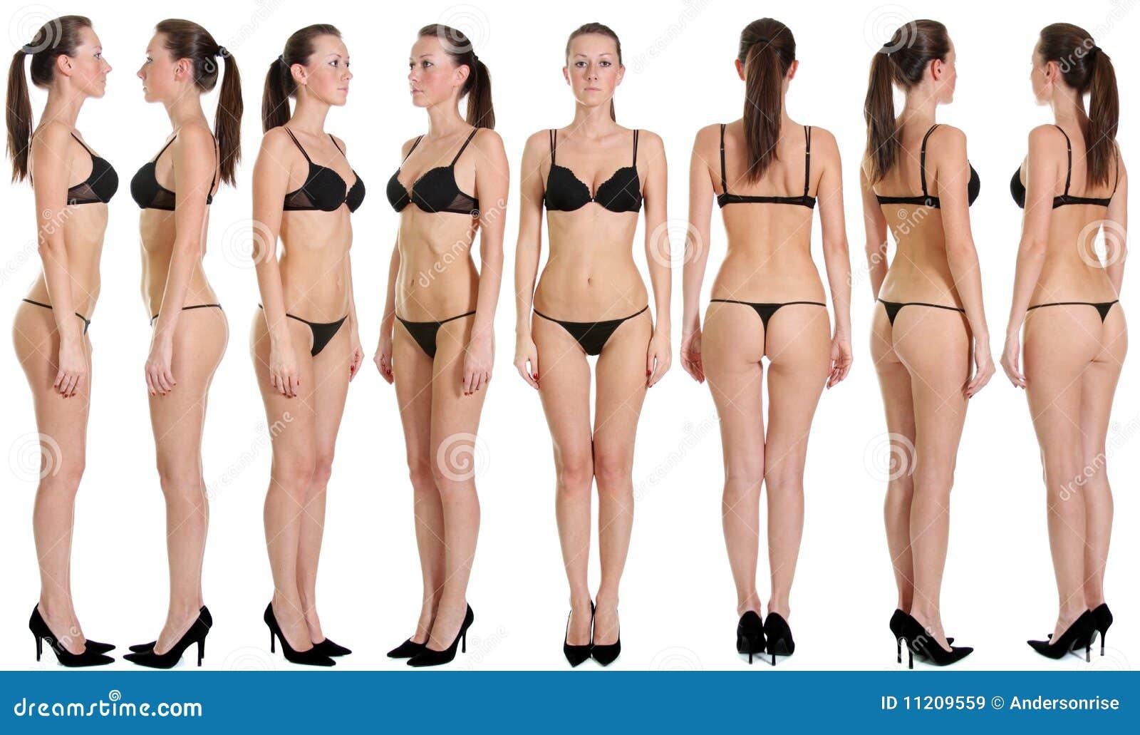 Bikini model karli