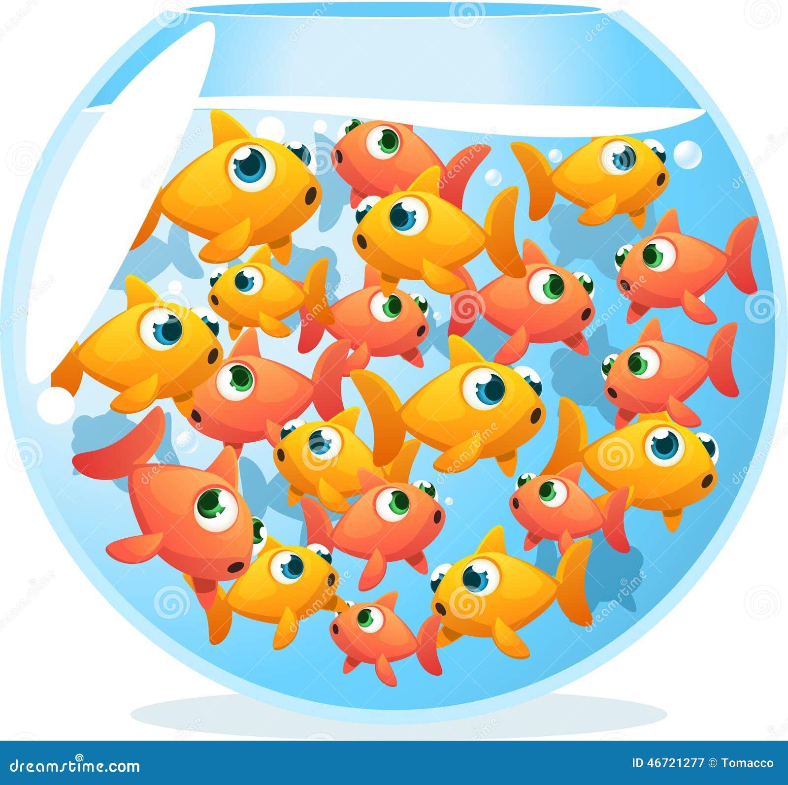 dr seuss fish bowl clip art