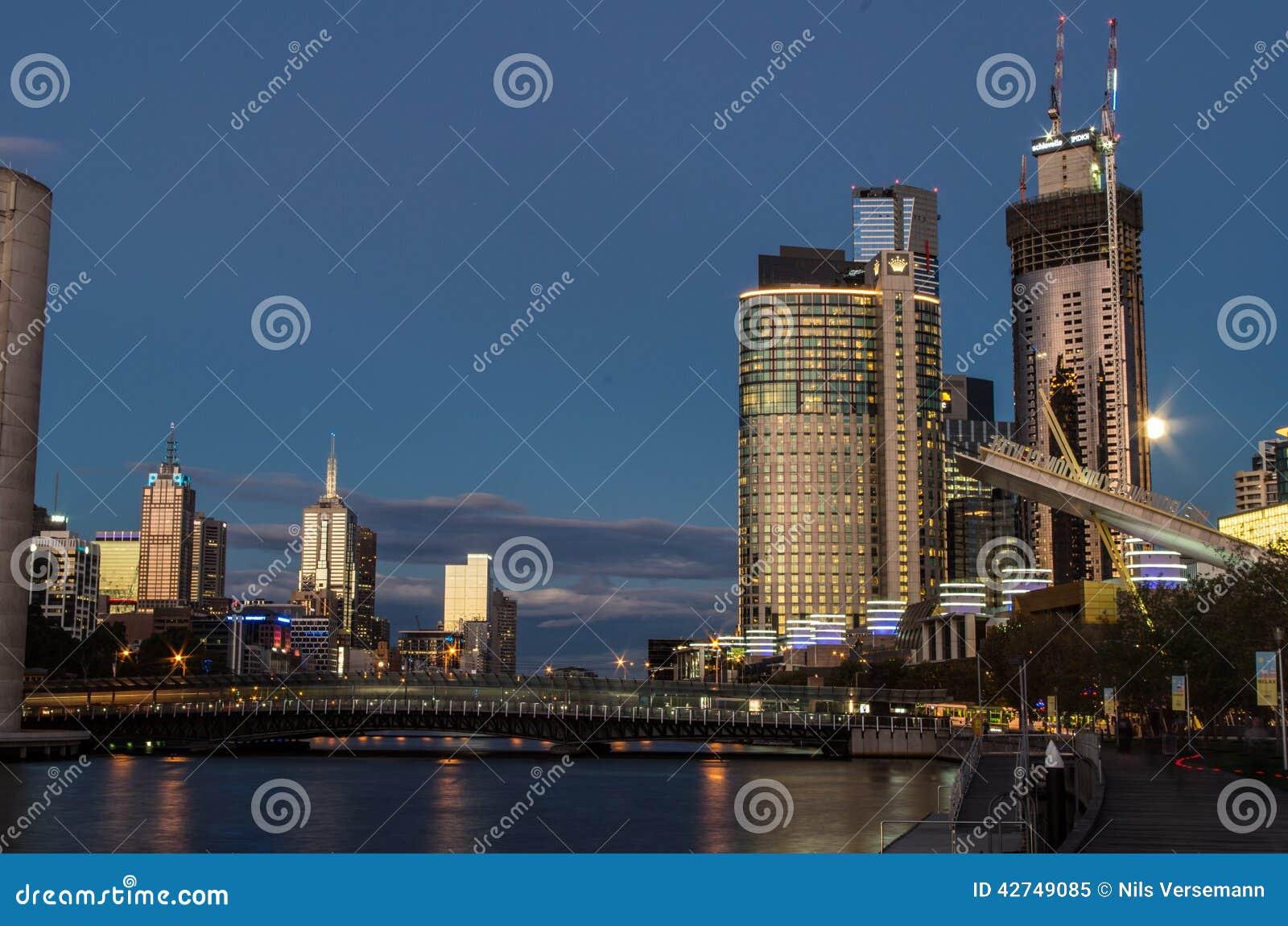 crown casino tower melbourne australia