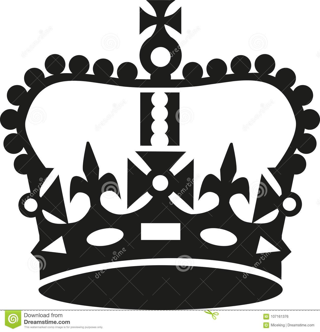 crown in keep calm style stock vector illustration of logo 107161376 rh dreamstime com keep calm crown vector ai keep calm crown vector ai