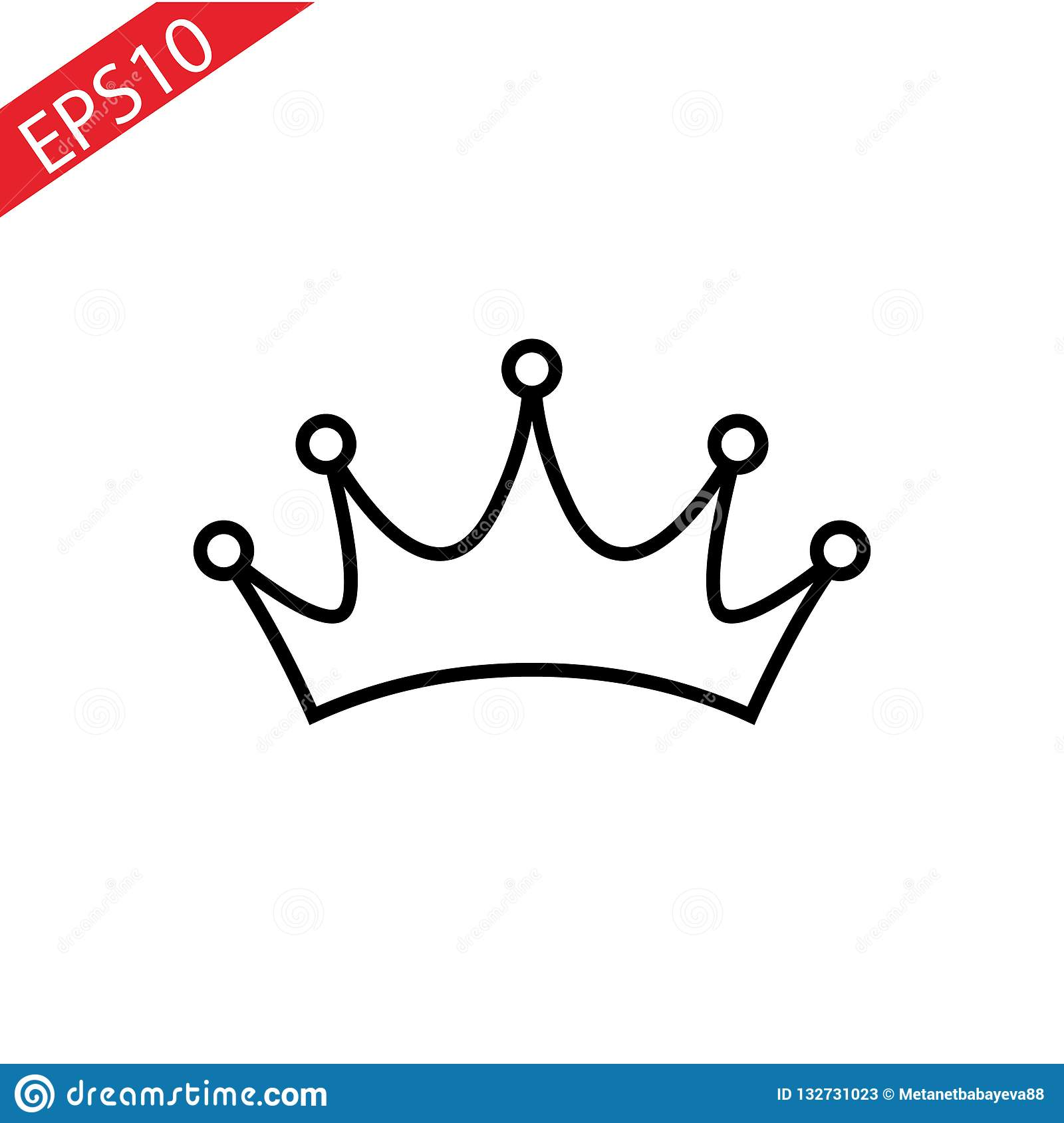 Crown Line Icon Outline Vector Sign Linear Style Pictogram Isolated On White Vip Symbol Logo Illustration Stock Vector Illustration Of Background Design 132731023 300+ vectors, stock photos & psd files. https www dreamstime com crown line icon outline vector sign linear style pictogram isolated white vip symbol logo illustration eps crown line icon image132731023