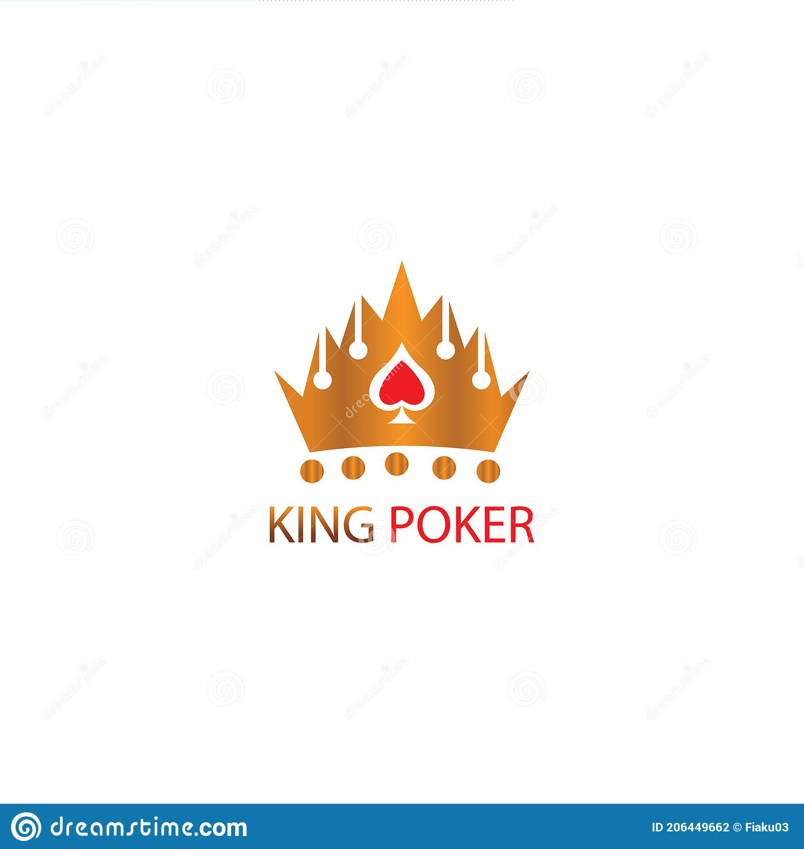 Poker King Stock Illustrations 4 505 Poker King Stock Illustrations Vectors Clipart Dreamstime