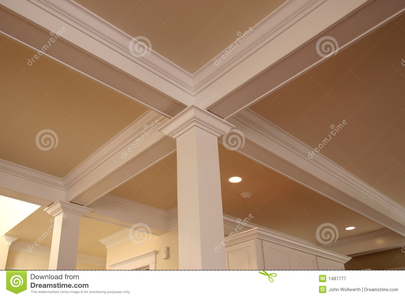 Crown Molding Royalty Free Stock Photography Image 1487777