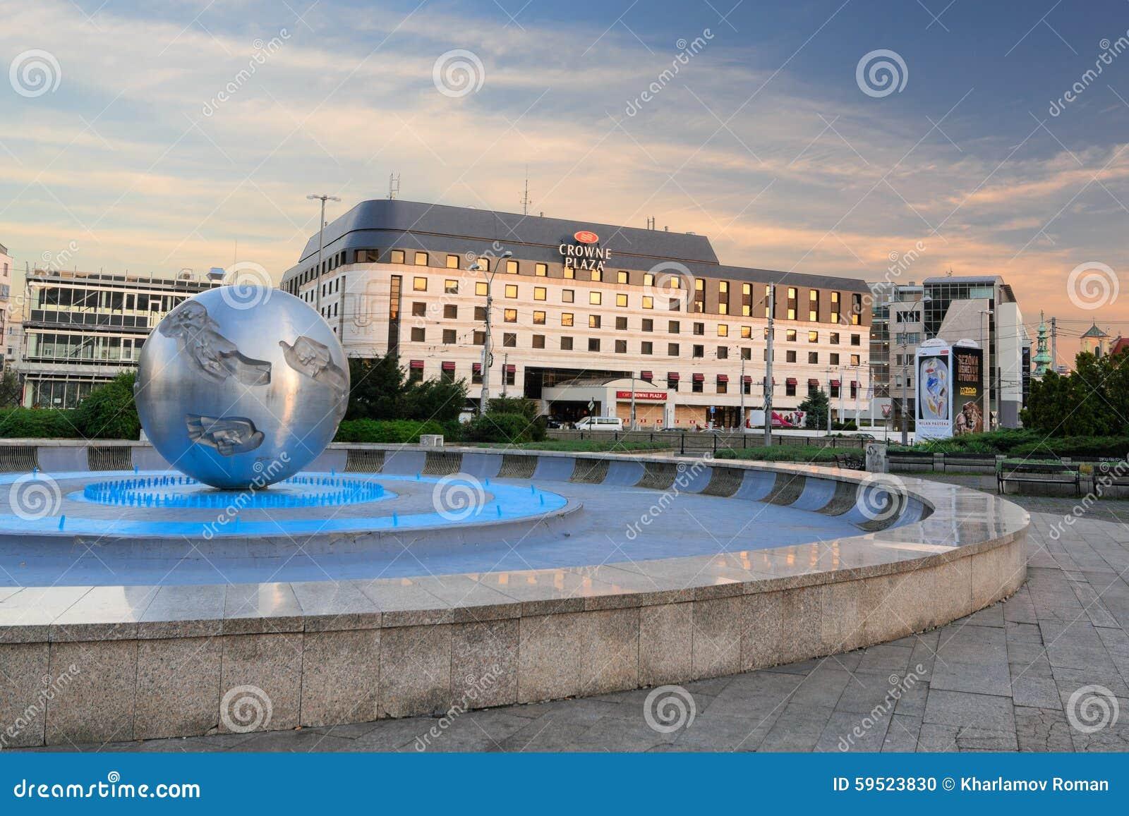 Crown Plaza Bratislava