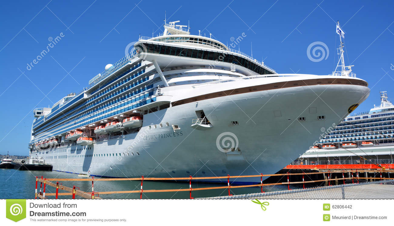 Crown Princess Editorial Photography  Image 62806442