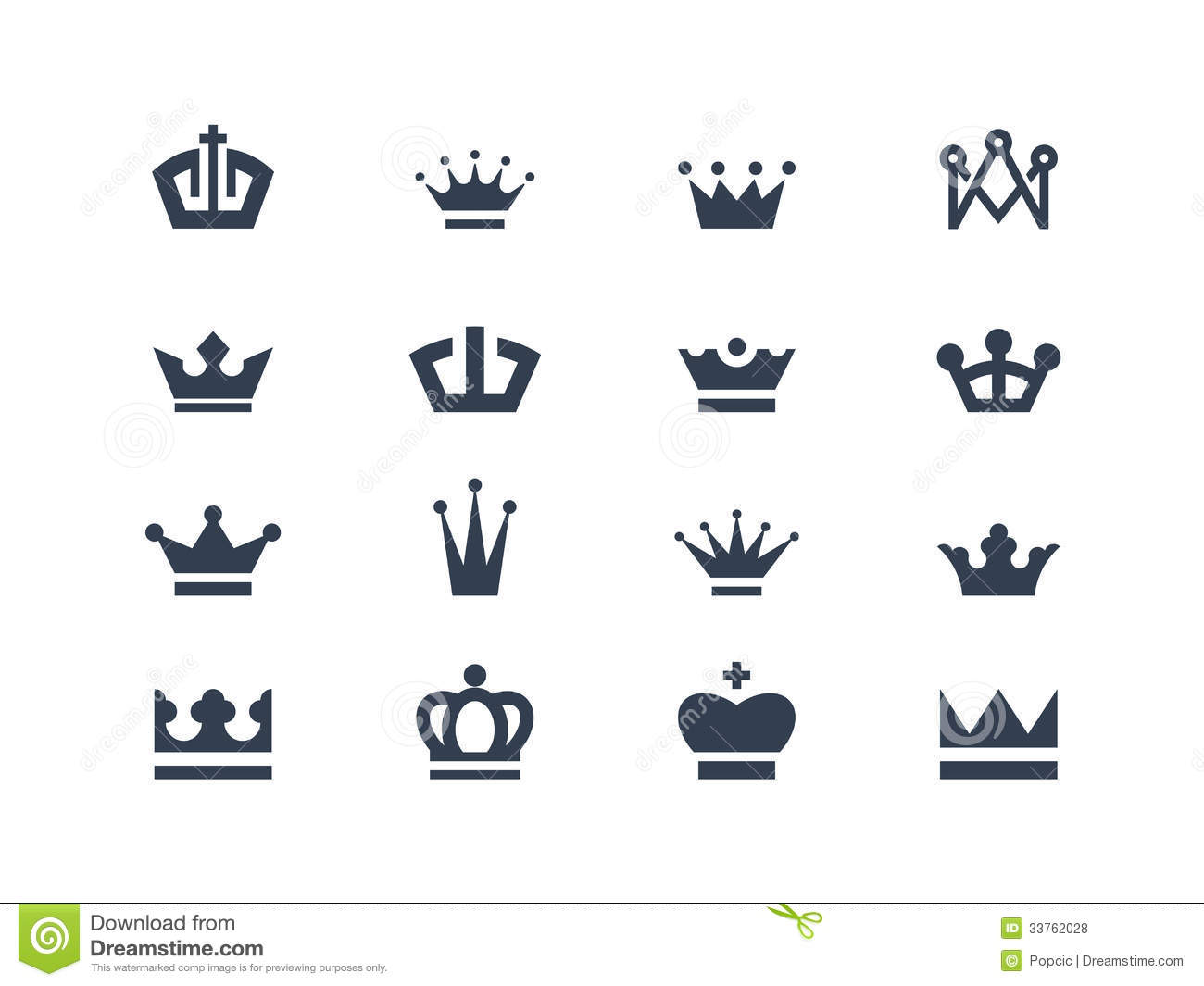 queen crown symbol