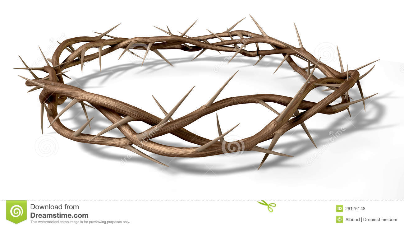 a crown of thorns royalty free stock photos image 29176148 crown of thorns clipart free crown of thorns clipart free